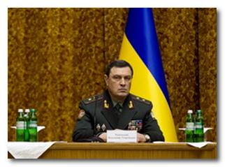 На Украине предотвращён военный переворот